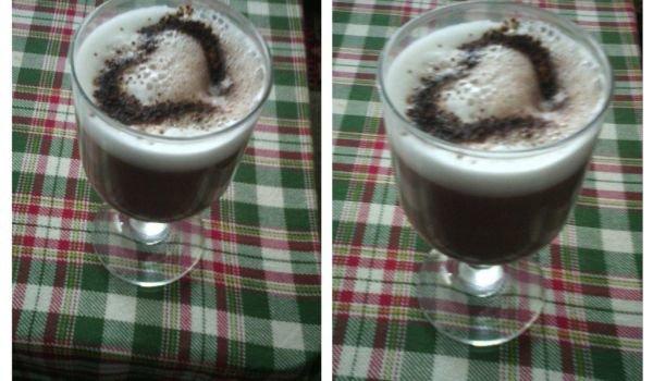 Домашен горещ шоколад с какао